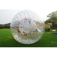 Wholesale Inflatable Hamster Ball , Portable Inflatable Zorbing Ball from china suppliers