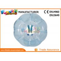 Wholesale Inflatable 0.8mm TPU Or PVC Zorb Ball / Air Grass Bumper Bubble Soccer Ball from china suppliers
