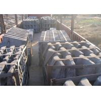 Diameter 4.0m Cement Mill Cr-Mo Alloy Steel Mill Lining With Better Surface