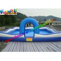 China 100% Safe Unique Outdoor Crazy Large Inflatable Pool For Water Game on sale