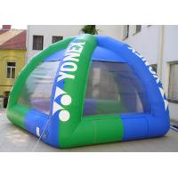 Wholesale Custom Shape Model Airtight Tent Advertising Inflatables for Mobile Conference Room from china suppliers