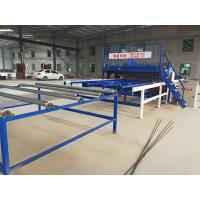 Wholesale Fully Automatic Hot Sell Concrete Reinforcing Steel Welded Wire Mesh Machine From China from china suppliers