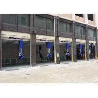 Wholesale Connected Bodyshop Preparation Station PVC Curtain Separated Operation from china suppliers