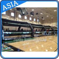 Wholesale Combined Batting Cage Inflatable Event Tent For Practice At Sports GYM from china suppliers