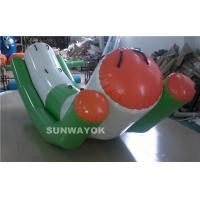 Wholesale Lovely Sport Game Inflatable Water Park Equipment Totter / Seesaw Customized Designed from china suppliers