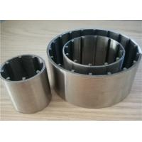 Wholesale Reusable Filtering 25 Micron Johnson Vee Wire Screen For Water Well from china suppliers