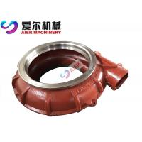 Wholesale High Chrome Cast Irom Slurry Pump Parts Fit To Slurry Pumps Wear Reisitant from china suppliers