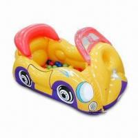 Inflatable Swim Pool with Car Design, Available in Various Designs, OEM Orders are Welcome