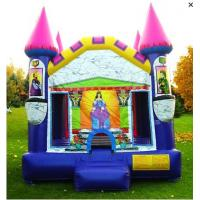 Wholesale Inflatable Bounce House/Inflatable Bounce House and Slide (LT-BC-121) from china suppliers