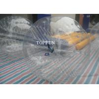 Wholesale Clear Durable Inflatable Bubble Ball Amusement Games Use OEM from china suppliers