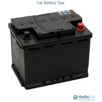 Wholesale Durable Maintenance Free Car Battery Cells , Sealed Maintenance Free Battery N100 100Ah from china suppliers