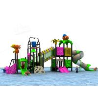 Wholesale Customized Color Large Swimming Pool Slides Large Capacity Tube Slide Equipment from china suppliers