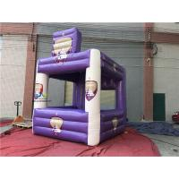 Wholesale New Custom Made Advertising Inflatable Tent inflatable Cube Tent Price from china suppliers