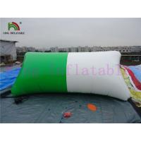 China Crazy PVC Inflatable Water Toys / Inflatable Water Blob Jumping Toy For Amusement on sale