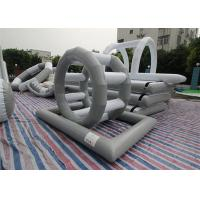 Wholesale Grey Inflatable Rolling Ball Water Park Equipment For Adult / Child from china suppliers