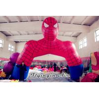 Wholesale Customized Inflatable Cartoon Arch, inflatable Spider-man Archway from china suppliers