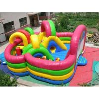 Wholesale Inflatable Combo with Inflatable Castle and Inflatable Slide from china suppliers