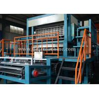 Wholesale 8 Sides Rotary Reclying Paper Pulp Molding Machine Egg Tray Making , CE & ISO9001 from china suppliers