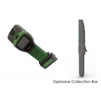 8850mAh Portable Explosive Detector For Dangerous Bombs Objects for sale