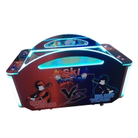 Buy cheap Electronic Scoring 4ft 7ft Air Hockey Ping Pong Table from wholesalers