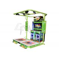 Arcade Dance Video Game Machine 2 Player For Entertainment Hall /  Home