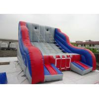 Buy cheap 6m PVC Outdoor Inflatable Sports Games Arena Track for Kids / Adults , Durable from wholesalers