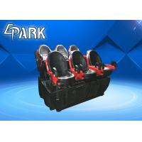 Wholesale Theater 4D Virtual Reality Chair , 12D or 9D Simulator Game Machine from china suppliers
