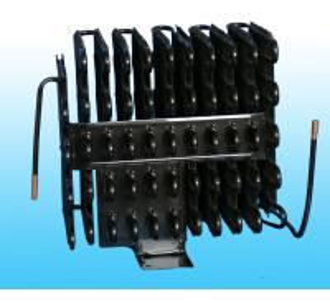 External Wire Tube Condenser For Freezer / Built -In Condenser