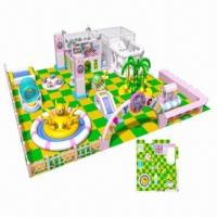 China Indoor playground equipment with LLDPE material on sale