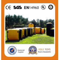Wholesale inflatable paintball bunker/inflatable bunker/bunker from china suppliers