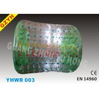 Wholesale Warp-115N Weft-121.8N Inflatable Water Roller YHWR 003 with 0.9mm / 1.0mm PVC from china suppliers