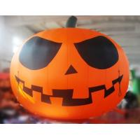 Wholesale Multi-size 2-5m Inflatable Pumpkin for Halloween Decoration from china suppliers