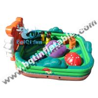 Wholesale Inflatable fun city, New design inflatable amusement park,Inflatable jumping ground from china suppliers