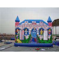 Quality Waterproof Huge Inflatable Water Jumping Castles For Adults Wear Resistance for sale