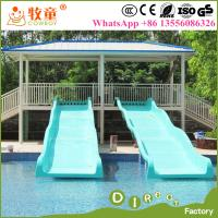 Quality Guangzhou Wide Family Water Slides Manufacturer in China (WWP-279A) for sale