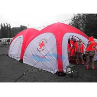 Wholesale Large Medical Inflatable Tents Dome Portable Canopy Shelter For Hospital from china suppliers