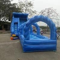China High quality  inflatable slip n slide    GT-SAR-1681 on sale