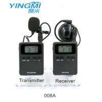 Wholesale Long Distance Audio Tour Guide Equipment Translation Devices For Church from china suppliers