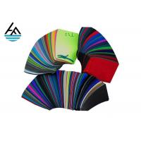 Wholesale 5mm Closed Cell Neoprene Sheet Double Sides Fabric Textile Width 1.3m Thickness from china suppliers