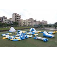 Wholesale Giant Outdoor Inflatable Water Park Customized Size CE UL SGS airtight water games on sale from china suppliers