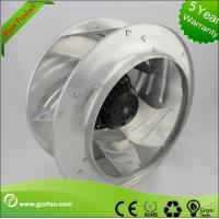 Wholesale Small High Pressure AC Centrifugal Fan / Air Blower Fan With AC Motor from china suppliers