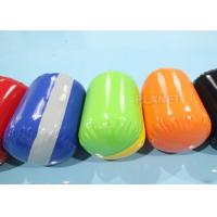Wholesale PVC Tarpaulin Water Play Equipment Inflatable Water Buoy For Racing Marks from china suppliers