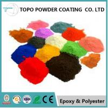 Outdoor Aluminum Metallic Powder Coat Excellent Corrosion Resistance for sale