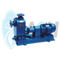 China High Self Priming Oil Transfer Pump Electrical Power High Suction Capacity on sale