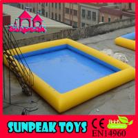 Wholesale P-047 Water Pool Inflatables Outdoor Swimming Pool from china suppliers
