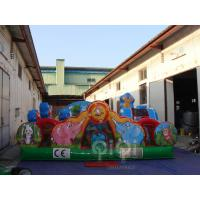 Wholesale Inflatable Jungle Amusement Park from china suppliers
