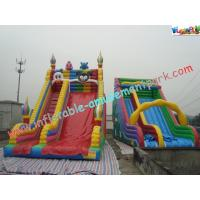 Wholesale Customized Clown  Rent Inflatable Slide , Inflatable Dry Slides from china suppliers