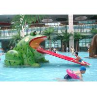 Wholesale Frog Water Slide Kids Water Playground Equipment For Swimming Pool from china suppliers