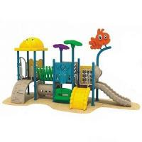 Wholesale Engineering Plastic Outdoor Playground AM-1672A from china suppliers