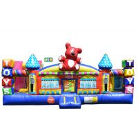 Wholesale Safe Durable Lead Free Inflatable Kids Playground / Bounce House Playground from china suppliers